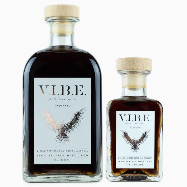 VIBE Espresso 700ml and 200ml
