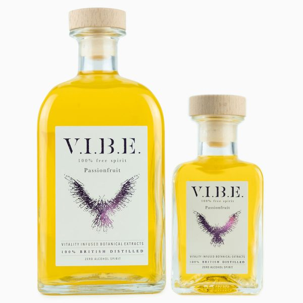 VIBE Passionfruit 700ml and 200ml